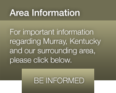 Murray, Kentucky Information